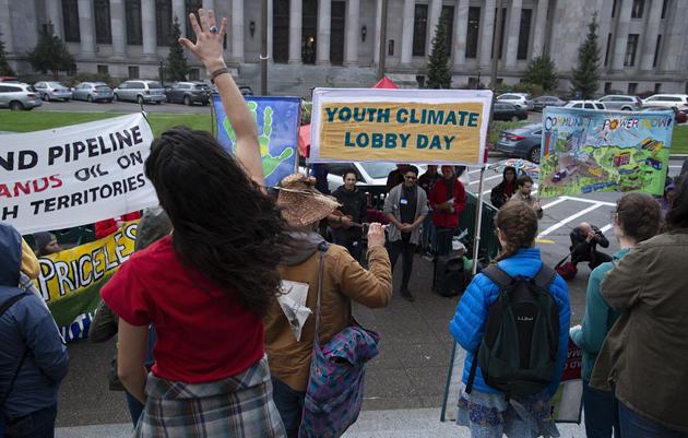 Environmental Lobby Day