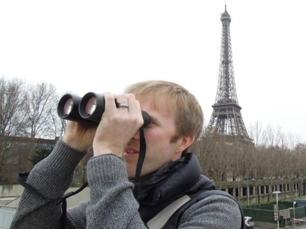 Adam Sedgley's Paris Birding Blog