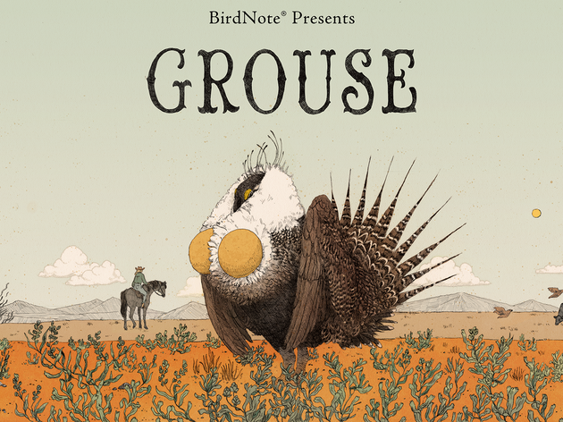Grouse: A Podcast About the Bird That's Dividing the West
